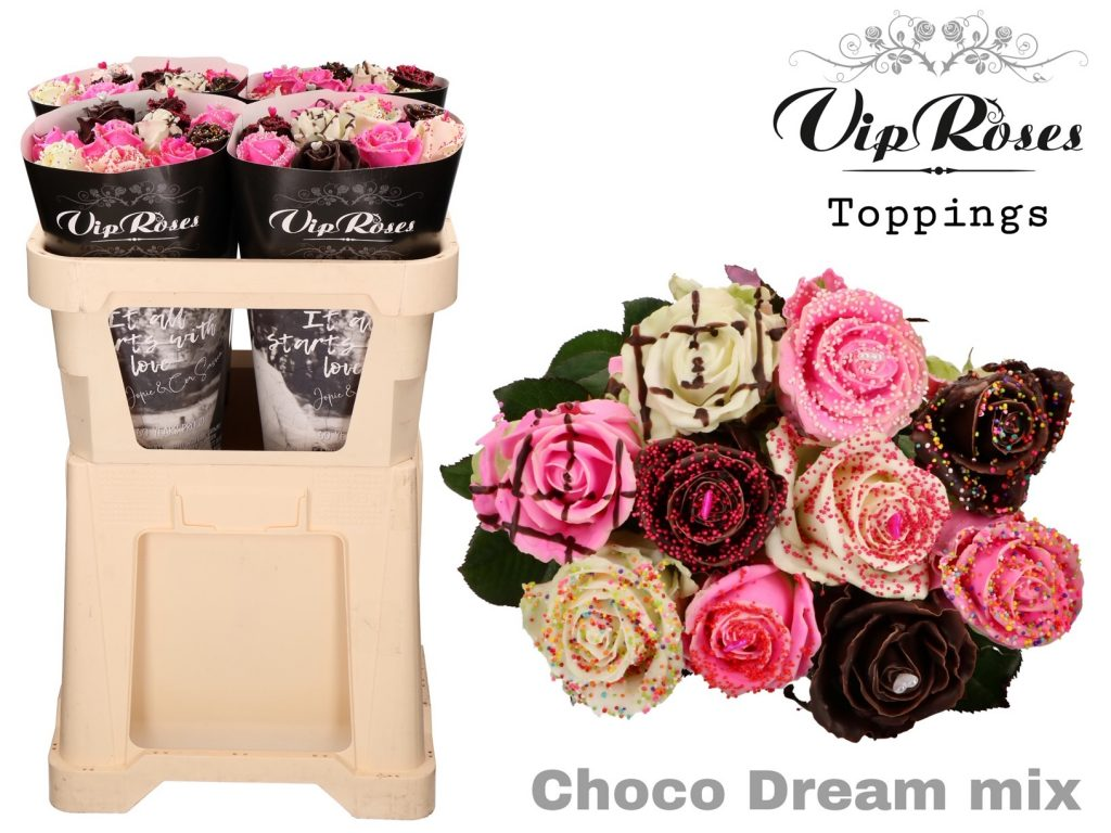 rosa choco dream mix